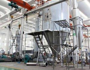 Automatic Tomato Powder Spray Drying Machine