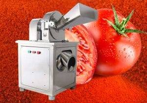 Automatic Tomato Powder Grinder Machine with Water Cooling Function