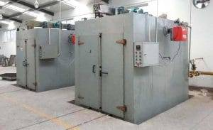 Carbon-Steel-Shell-Natural-Gas-Heating-Dryer-Oven