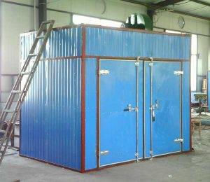 Batch Type Electric Heating Tomato Chip Drying Oven