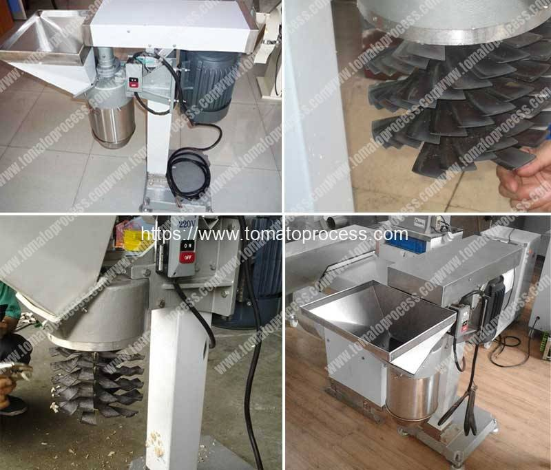 Tomato-Paste-Making-Machine-Structure