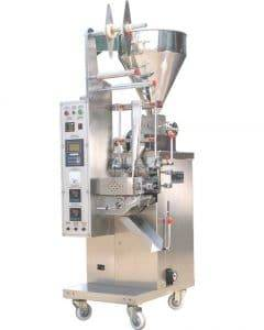 Automatic Tomato Sauce Sachet Bag Filling Packing Machine