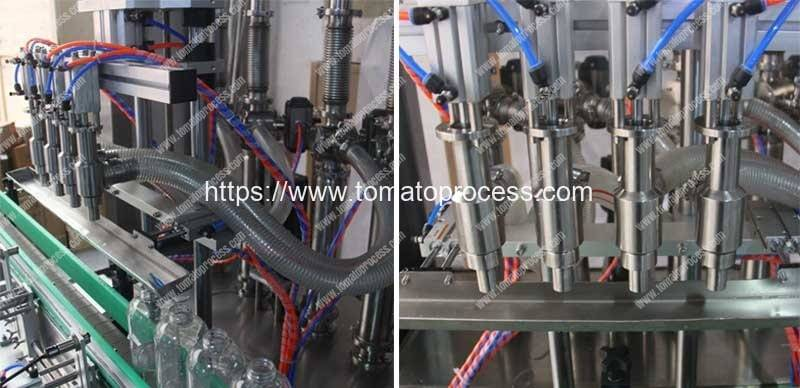 Automatic-Tomato-Paste-Bottle-Filling-Machine
