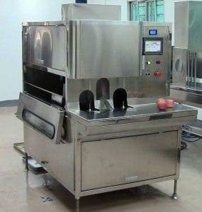 Automatic Tomato Peeling Machine for Sale