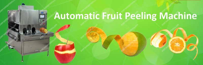 Multi-functional-fruit-peeling-machine