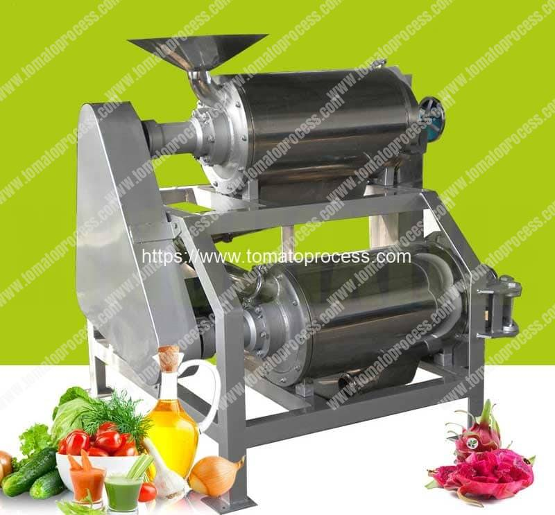 Automatic-Tomato-Sauce-Pulping-Machine