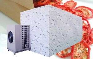 Energy Saving Heat Pump Tomato Chips Dryer Oven