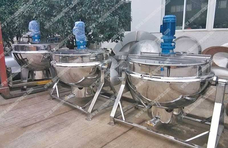 Stainless-Steel-Jacketed-Kettle-with-Stirrer