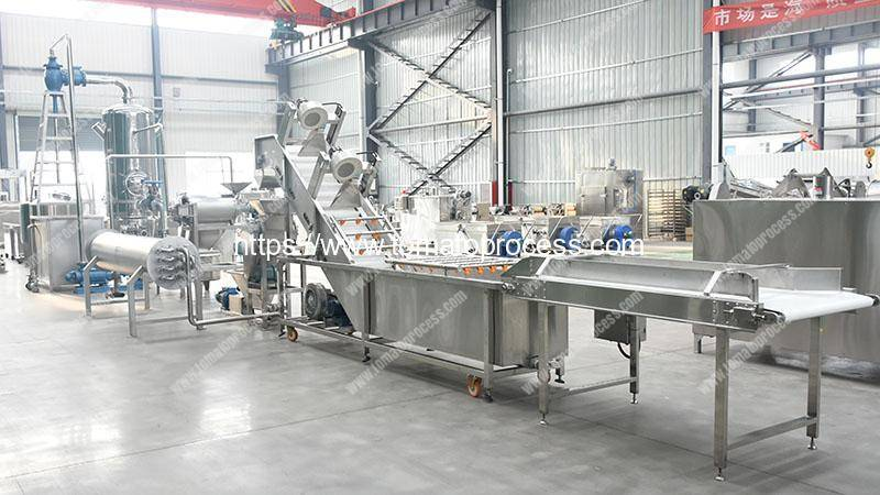Low-Cost-Concentrate-Tomato-Paste-Production-Line
