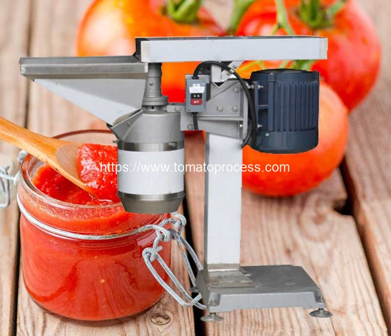 Automatic-Tomato-Paste-Crusher-Machine