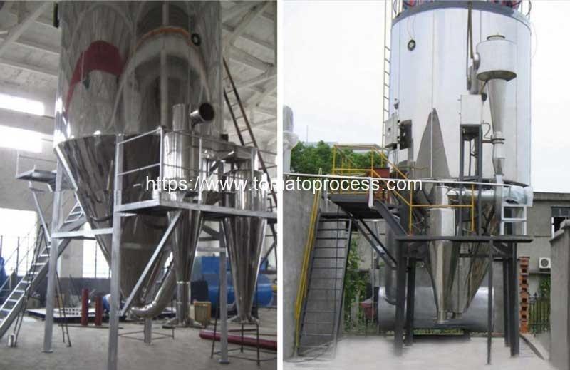 Automatic-Tomato-Powder-Spray-Drying-Machine
