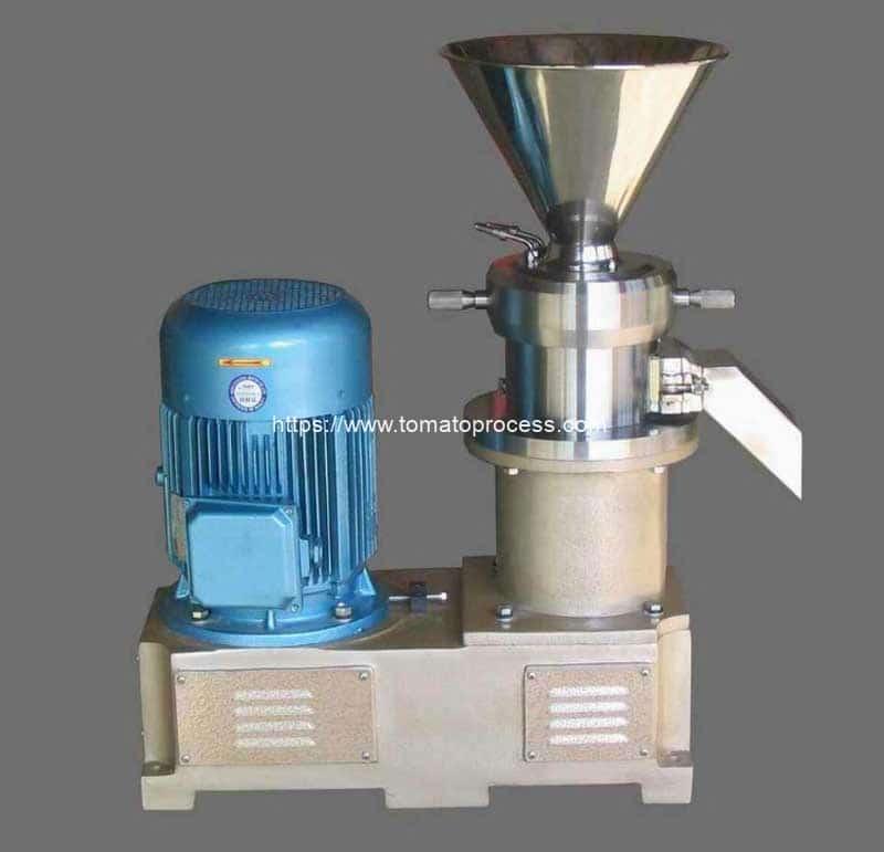 Carbon-Steel-Shell-Peanut-Butter-Grinder-Machine
