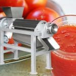 Automatic Tomato Juice Extracting Machine
