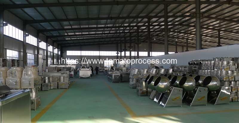 Tomato-Processing-Machine-Factory-Visit-Romiter-Machinery