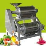Automatic Tomato Sauce Pulper Machine