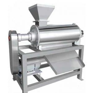 Single-Channel-Tomato-Pulper-Machine
