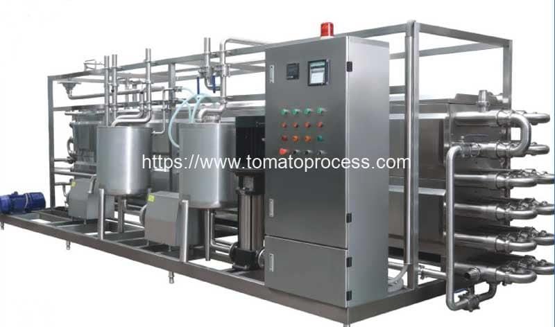 Ultra-High-Temperature-UHT-Tomato-Ketchup-Tube-Sterilizer-Machine